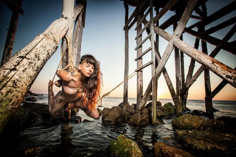 A Mermaid Bound
