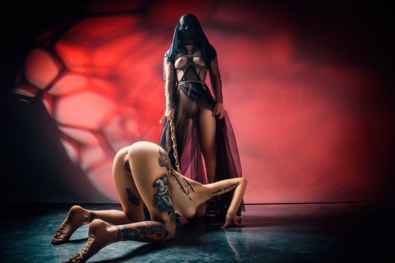 The Inquisitor and Her Sinner